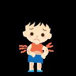子どもの慢性じんましんは治るのか?
