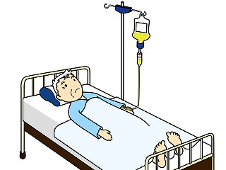 高齢者の重症インフルエンザ感染に対し、解熱薬と抗生剤を併用すると死亡率が低下する: ランダム化比較試験