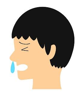小児アレルギー性鼻炎に対し、クラリチンの効果は不十分?