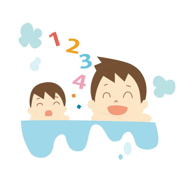 夏季中の入浴回数を増やすと、アトピー性皮膚炎症状が改善するかもしれない