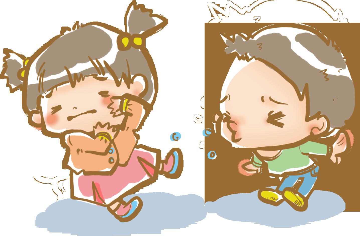 幼児期の喘息発作にジスロマックが効果があるかもしれない