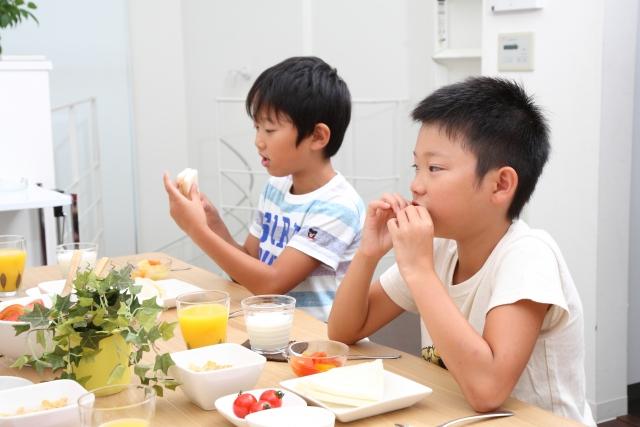家庭での卵摂取は、ハウスダスト中の卵蛋白量を増やす
