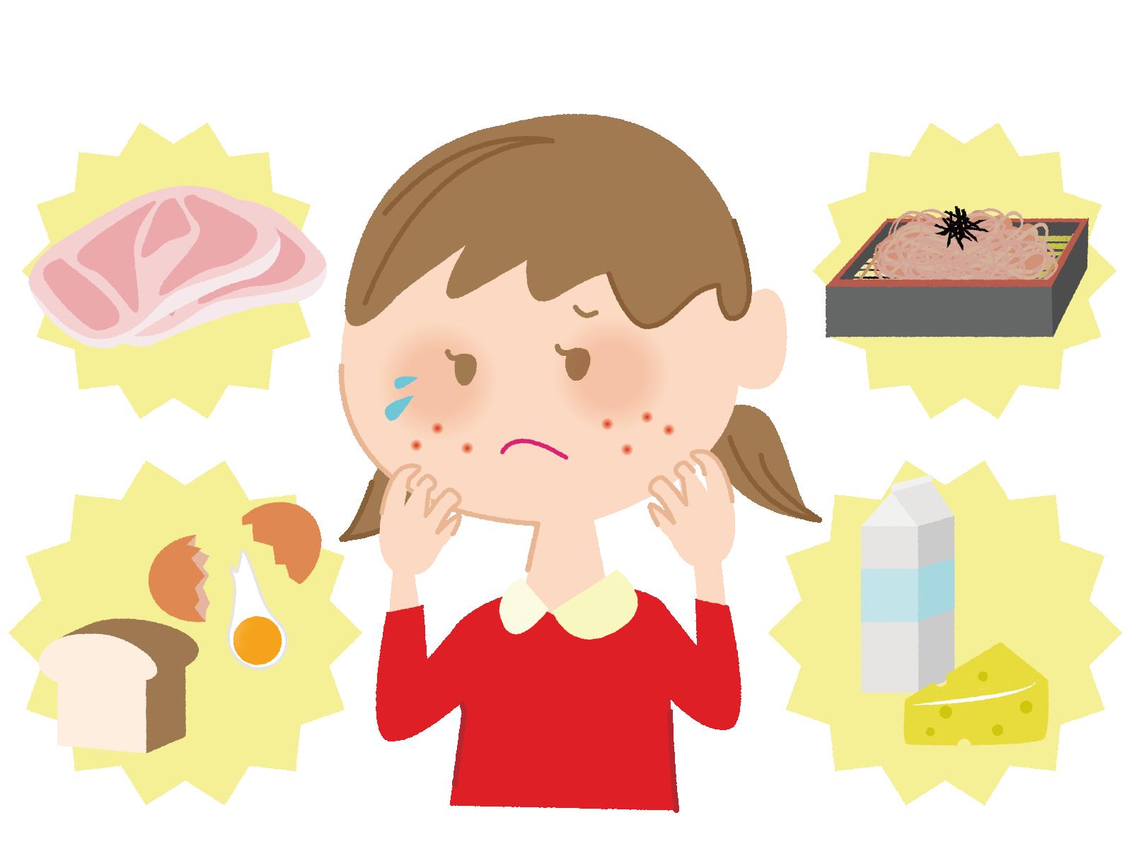 複数の食物アレルギーがある場合に、複数の免疫療法をしても良いか?