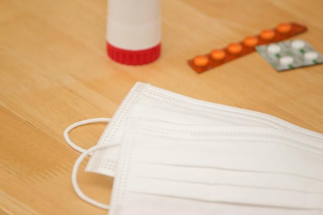 吸入ステロイド薬は骨折リスクを上げない