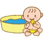 新生児期の洗浄に、石けんは使用しても良いか?