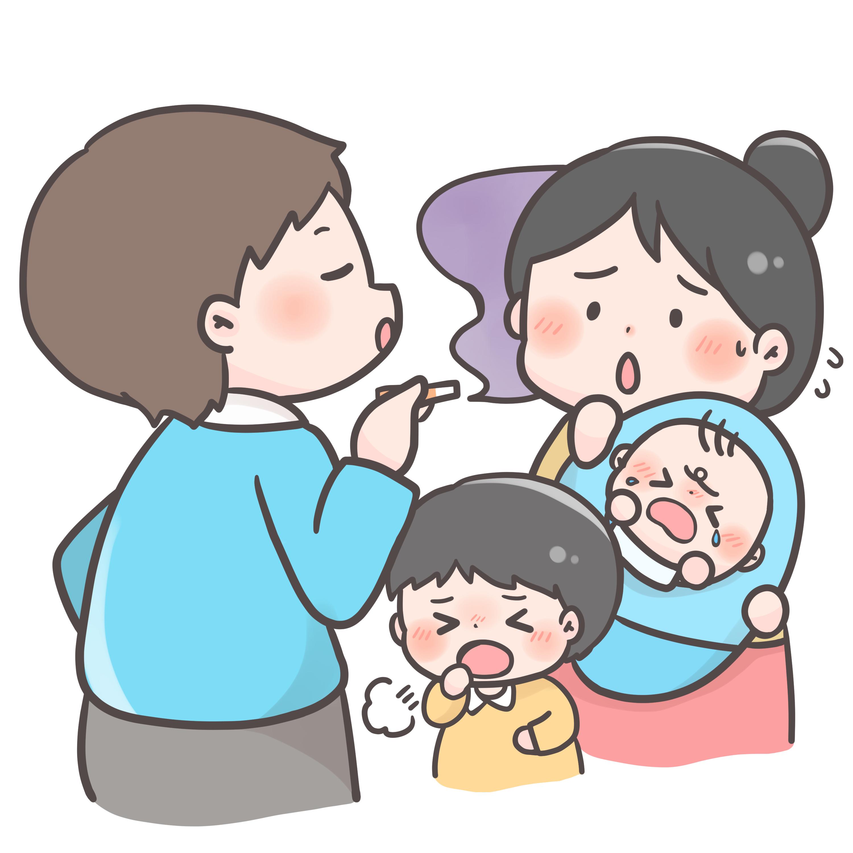 乳幼児期の気管支喘息発症に関係する環境要因はなにか?