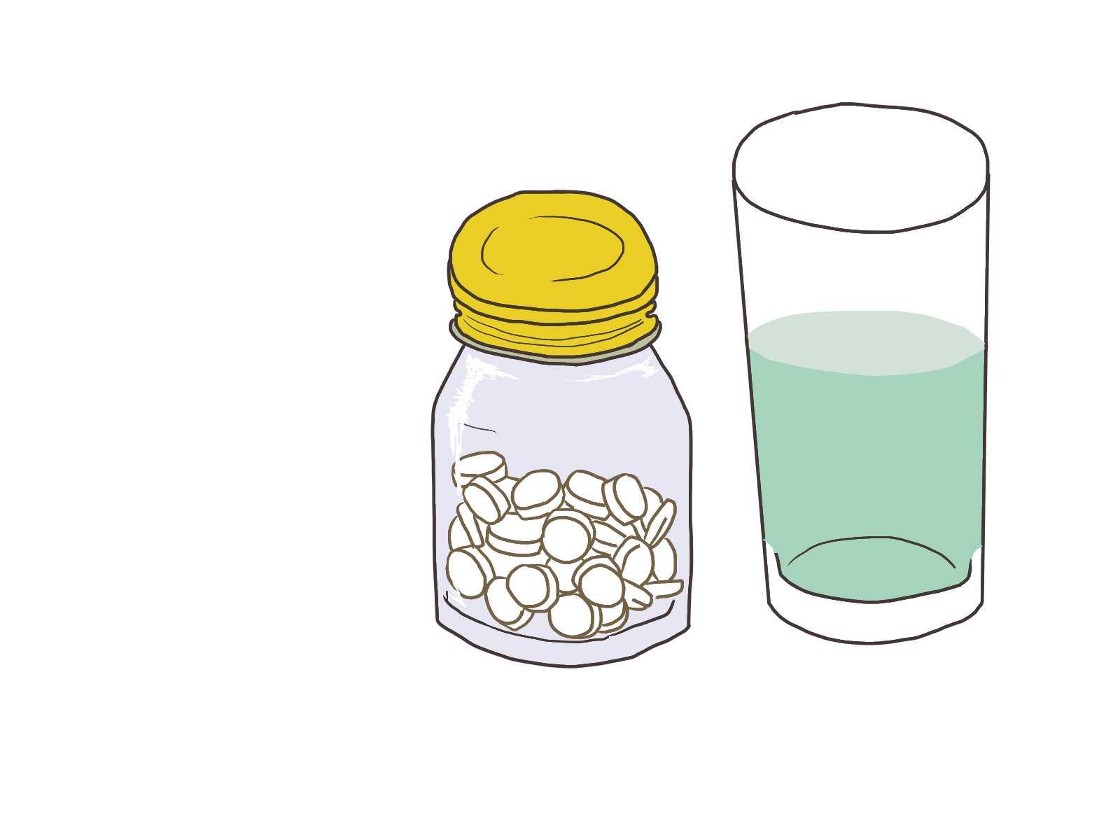 喘息児は、解熱鎮痛薬(NSAIDs)に対する過敏反応が多いかもしれない