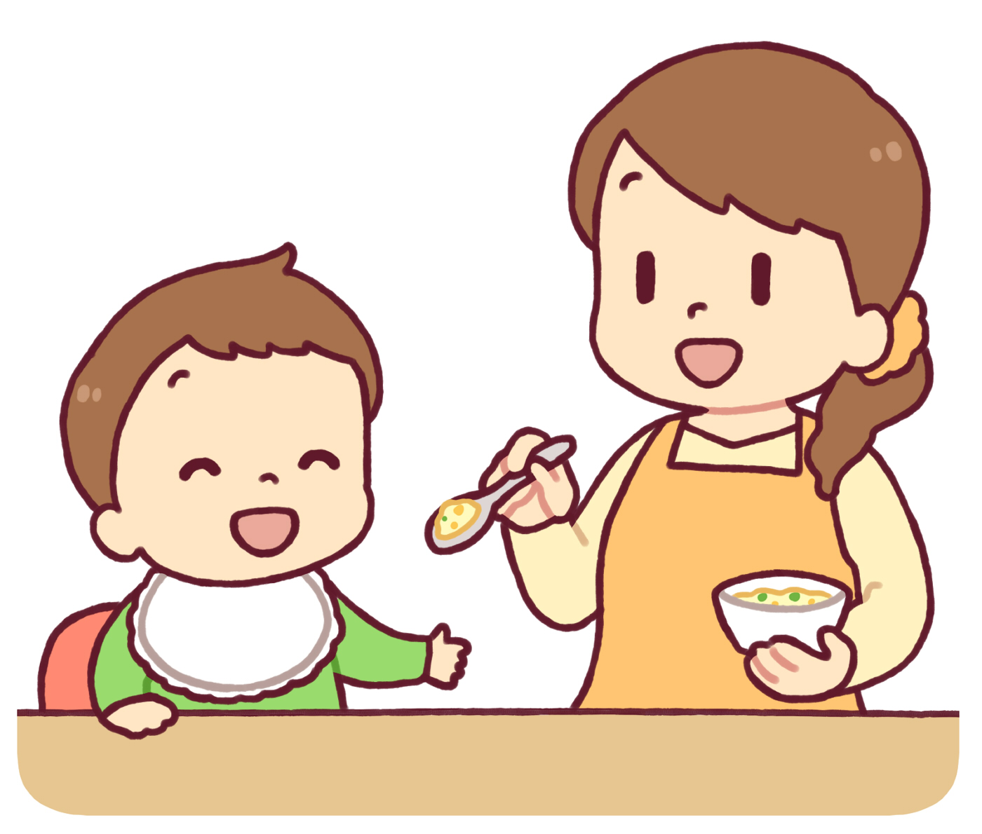 生後4ヶ月より前に離乳食を開始すると、肥満につながるかもしれない
