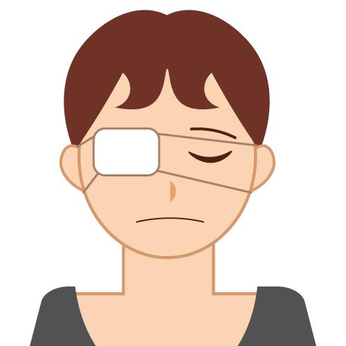 小児アトピー性皮膚炎は、白内障の発症リスクか?