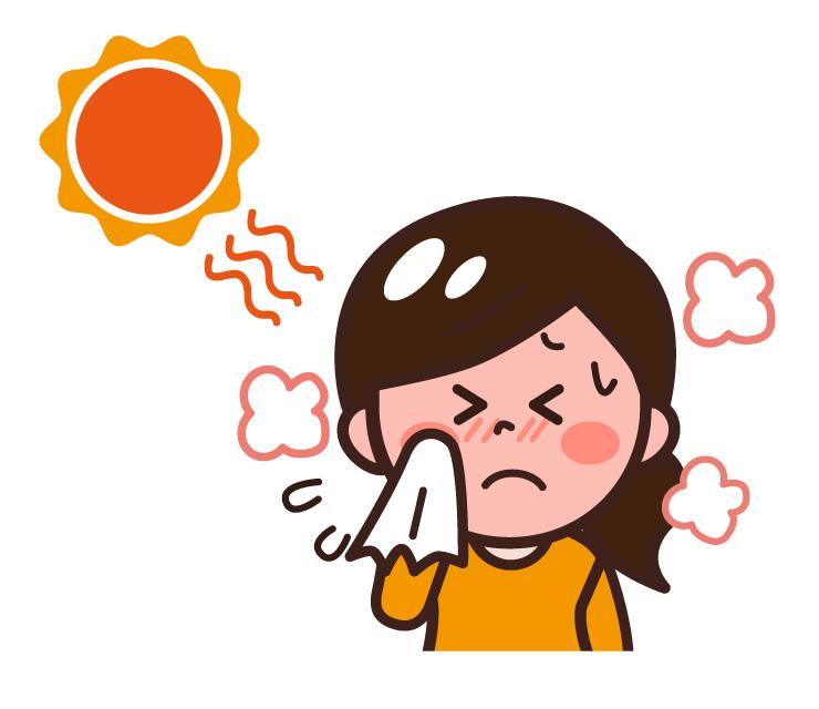 アトピー性皮膚炎における汗中のグルコース量は増加している