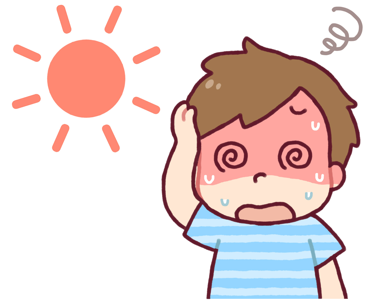 熱中症に対し、どの身体冷却法が優れるか?