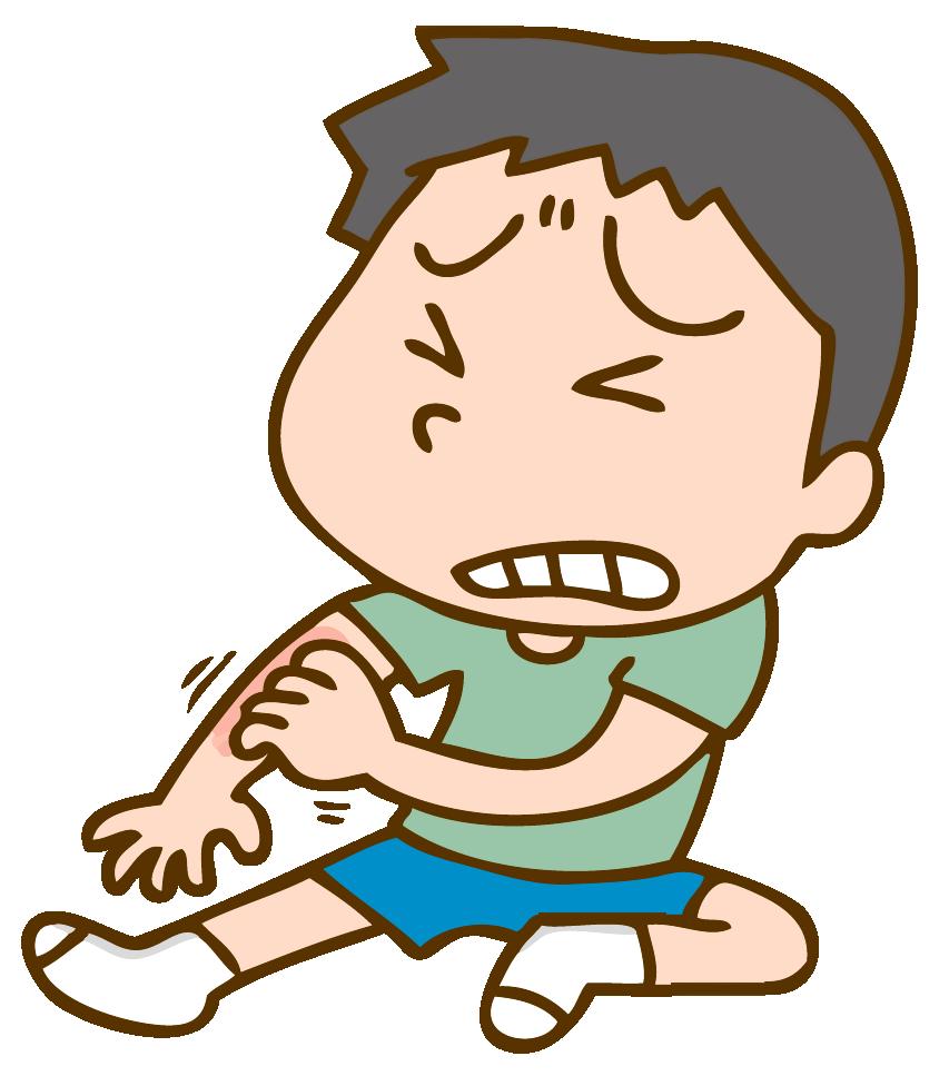 アトピー性皮膚炎の痒みに対し、プロトピック軟膏が有効である