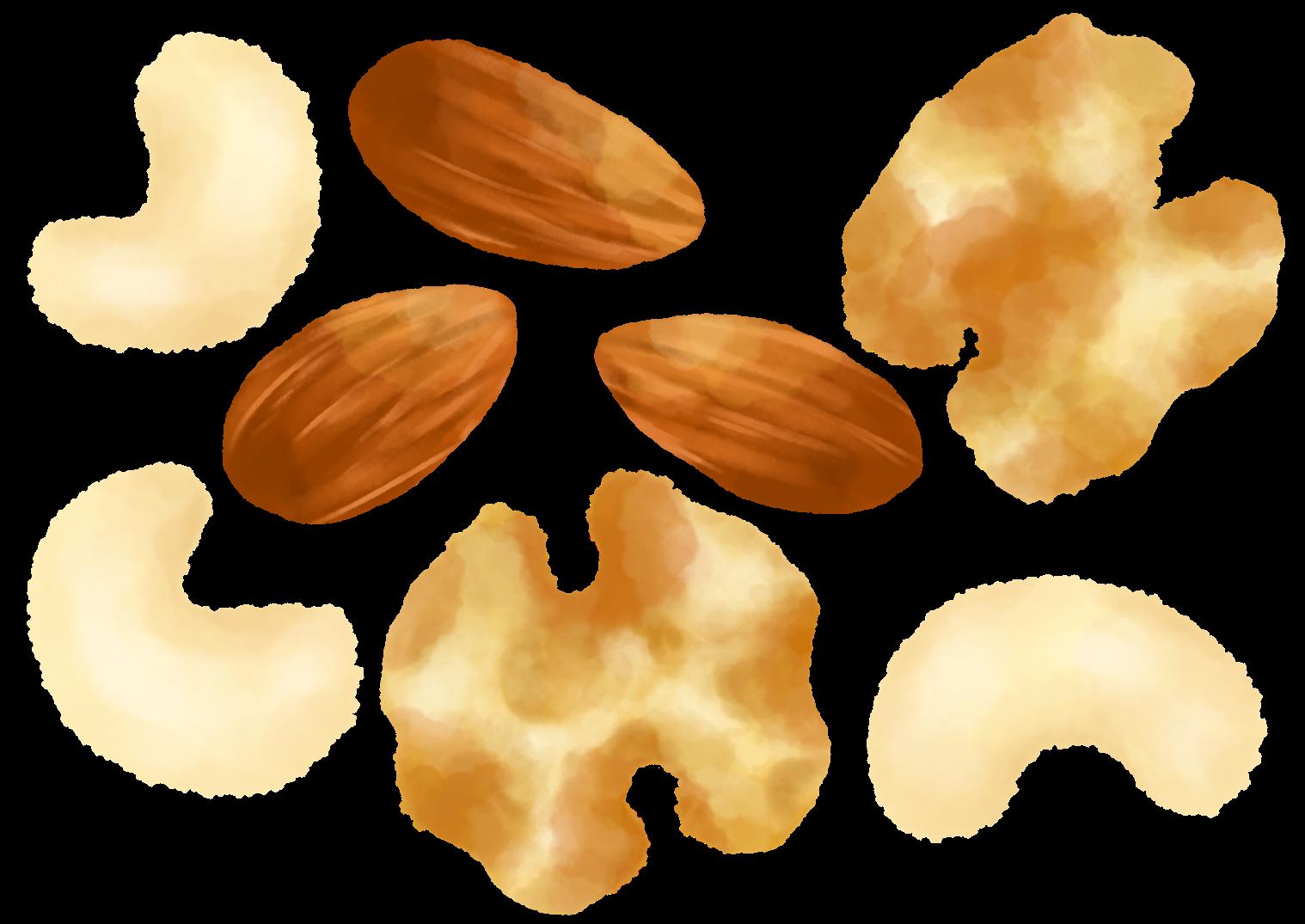 ピーナッツが食べられなければ、アーモンドも食べられない?