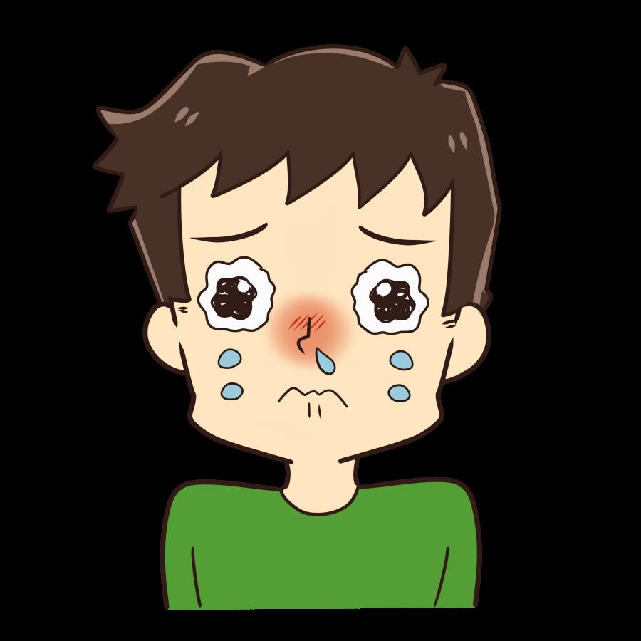 アレルギー性鼻炎に対し、点鼻ステロイドと抗ヒスタミン薬内服のどちらが有効か?