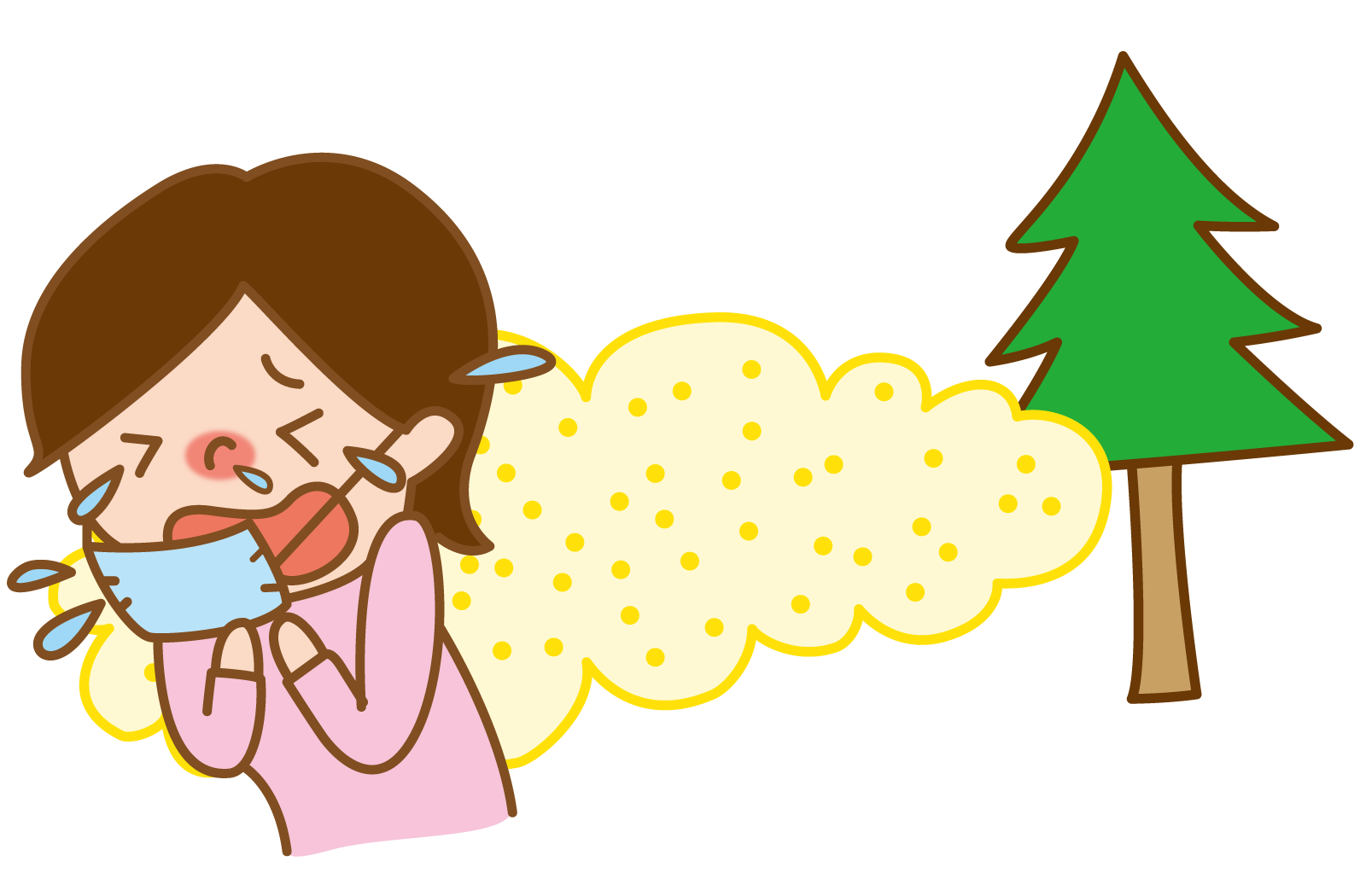 スギ花粉に対する舌下免疫療法(SLIT)は有効か?