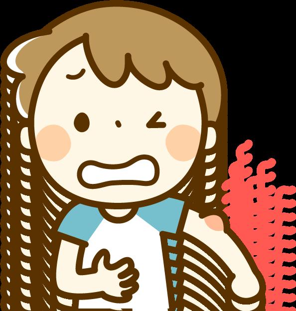 子どものじんましんはどれくらい発症するのか?