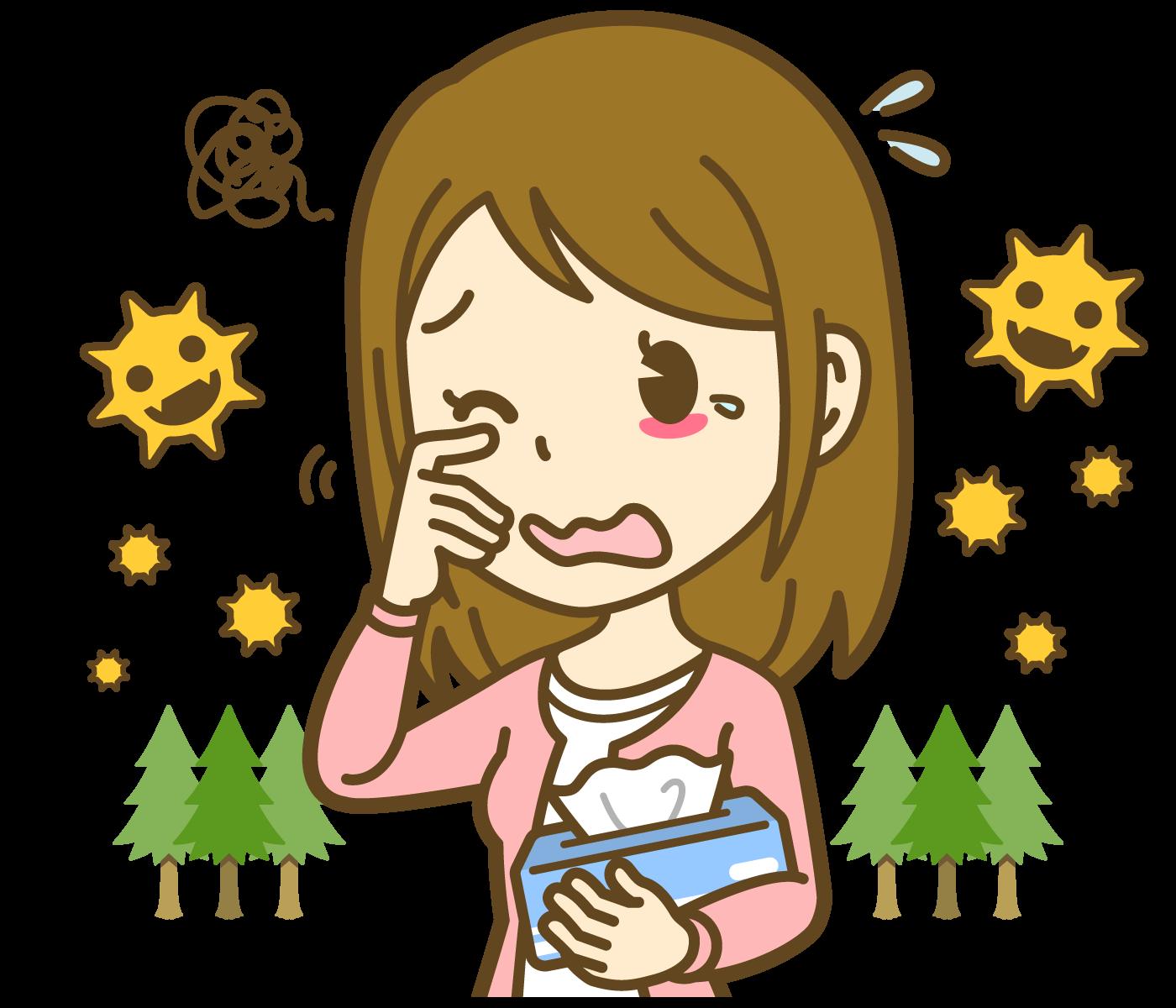 日本の成人のスギやダニに対する感作率はどれくらいか?