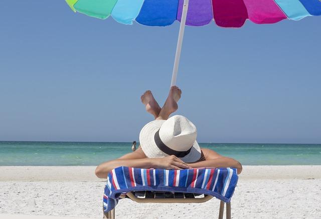 日焼け止めなしで、日傘のみでも日焼けを防止できるか?