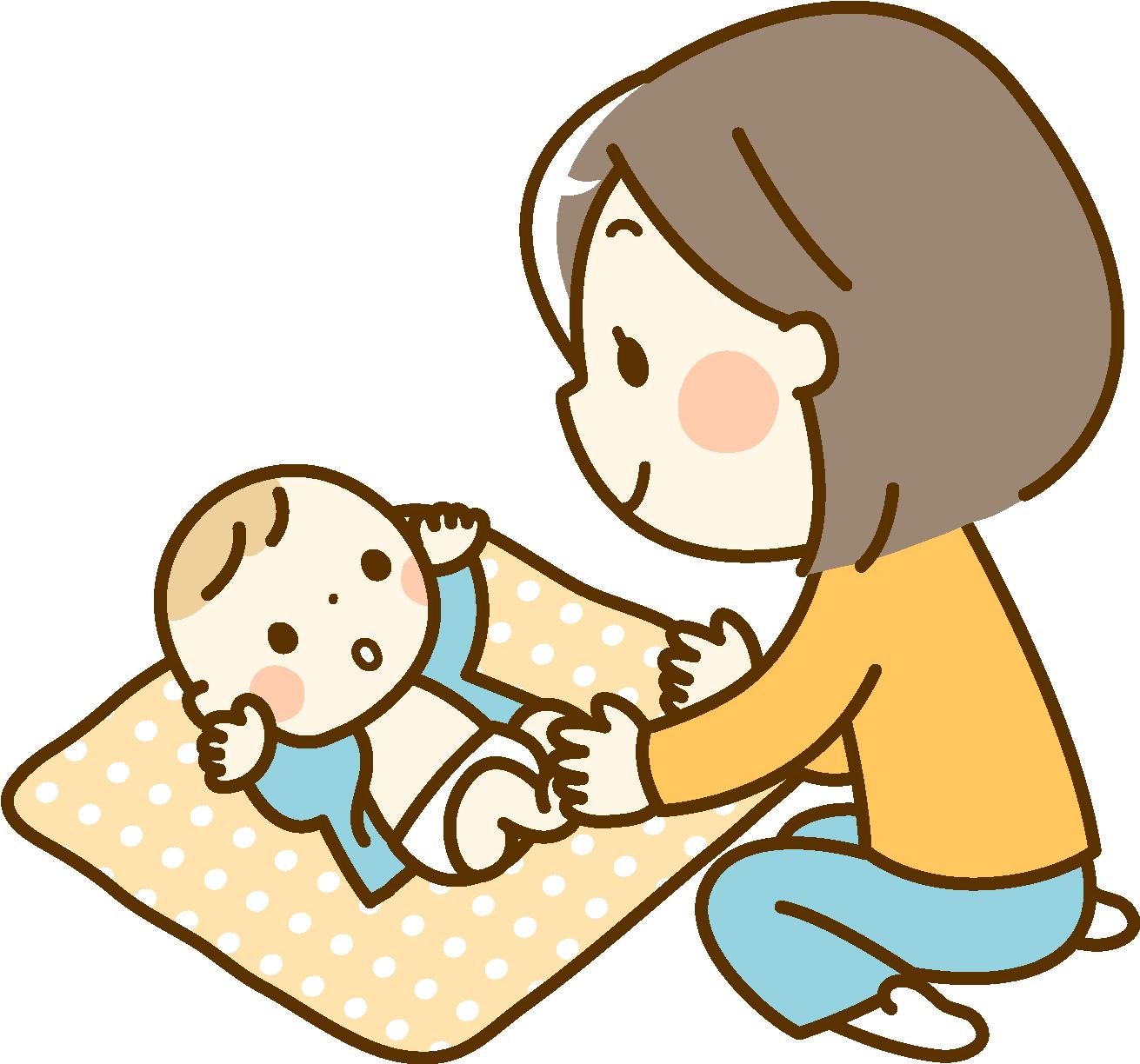 新生児のおむつ皮膚炎の予防は?