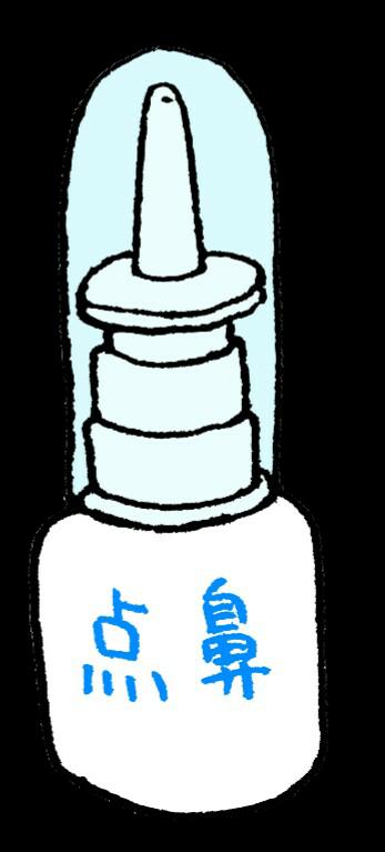 点鼻ステロイド薬は、眼圧上昇や白内障のリスクになり得るか?