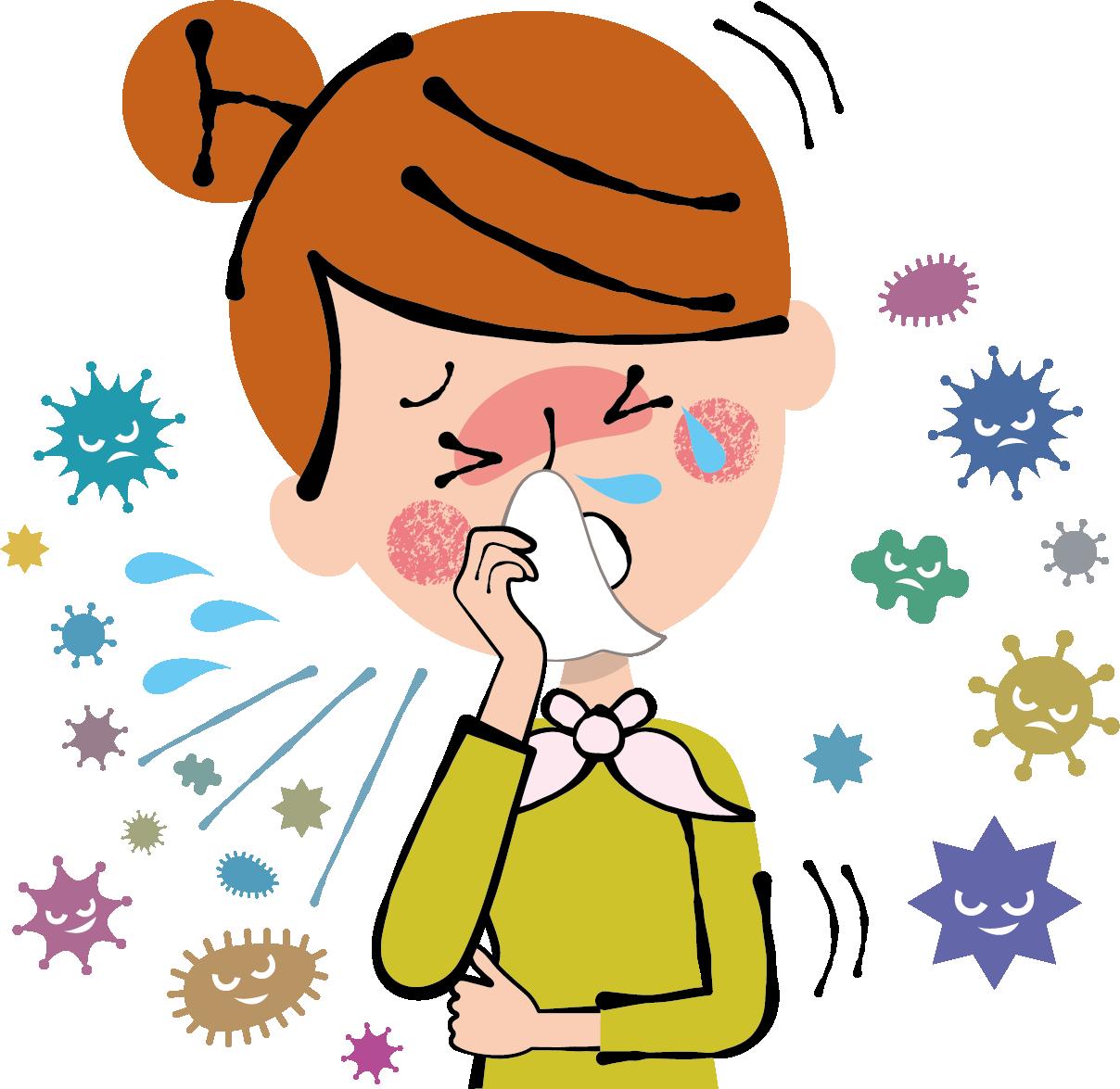 アレルギー性鼻結膜炎に対する免疫療法の有効性は?