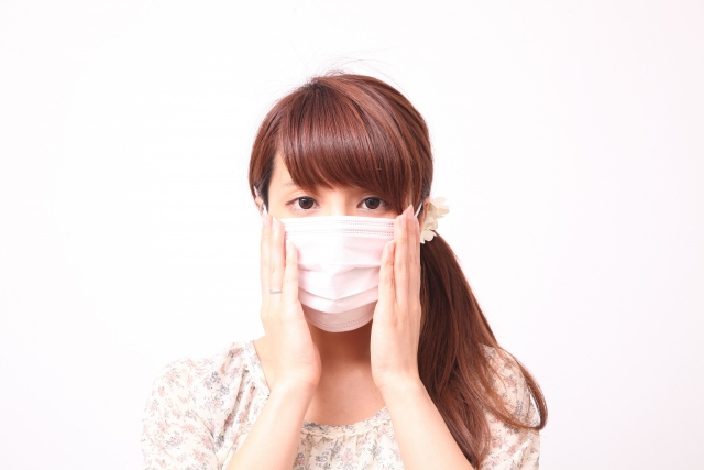 花粉症にマスクは有効か?