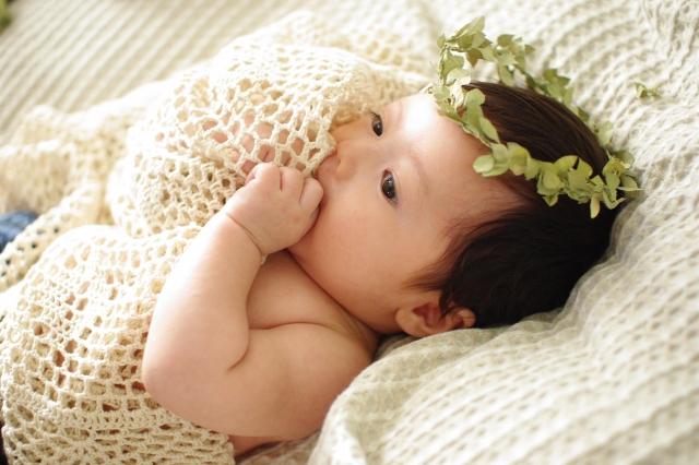 乳児の細気管支炎時の鼻閉に、血管収縮薬の点鼻は有効か?