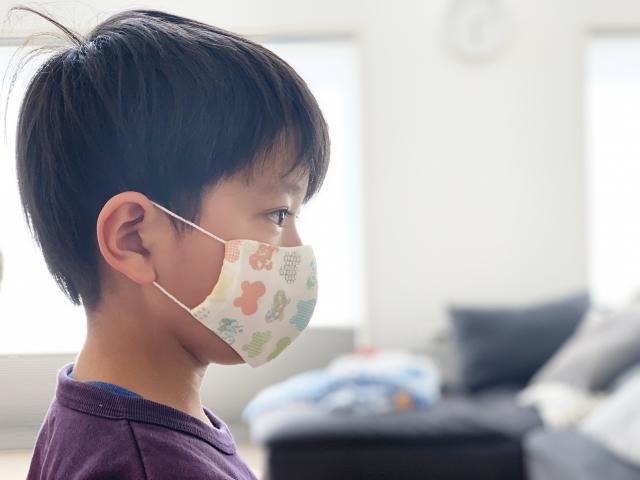 マスクは、体温をどれくらい上げるのか?