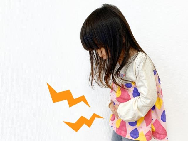腹痛により受診した子どもの診断で最も多いのは、便秘症である
