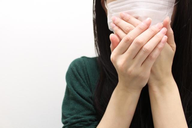 マスクによる皮膚炎は、どれくらいの頻度で起こっているか?