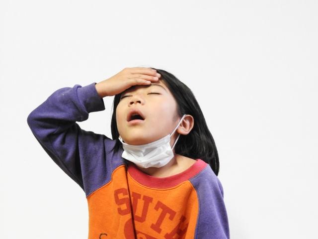 インフルエンザA型とB型の、どちらの方が症状が強いのか?