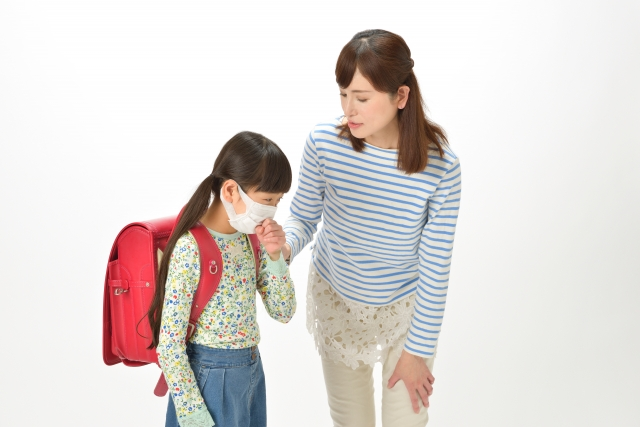 救急外来に受診した子どもの『咳』は、4週間後にどれくらい残っておりどんな病名がついているか?