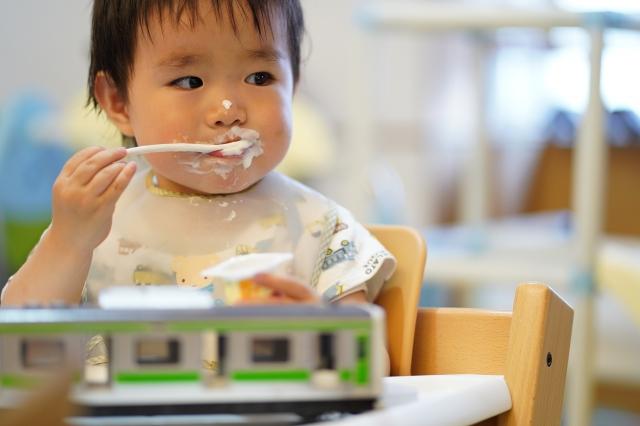 ヨーグルトを頻回に摂取していると、子どもの胃腸炎の頻度が減るかもしれない