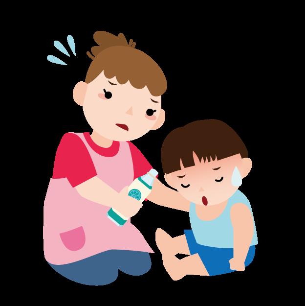 小児の脱水症を評価するには、どの身体所見が有用か?