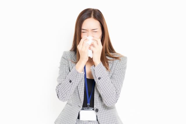 小青竜湯は、通年性アレルギー性鼻炎に有効か?