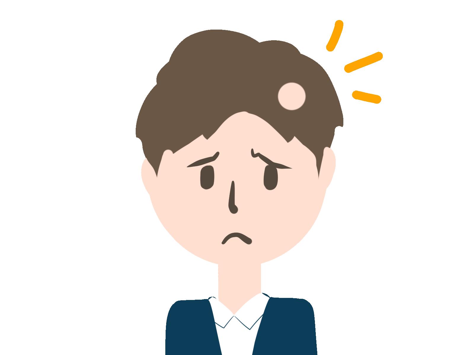 円形脱毛症とアトピー性皮膚炎は、相互に関連するか?
