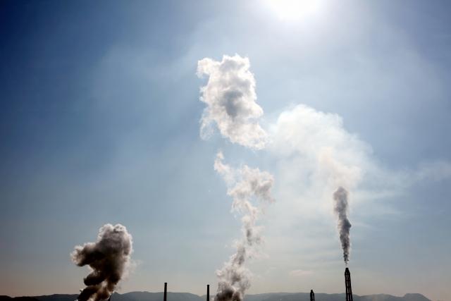 大気汚染物質はアトピー性皮膚炎の悪化因子となり、とくに涼しい季節や小児では強く影響する