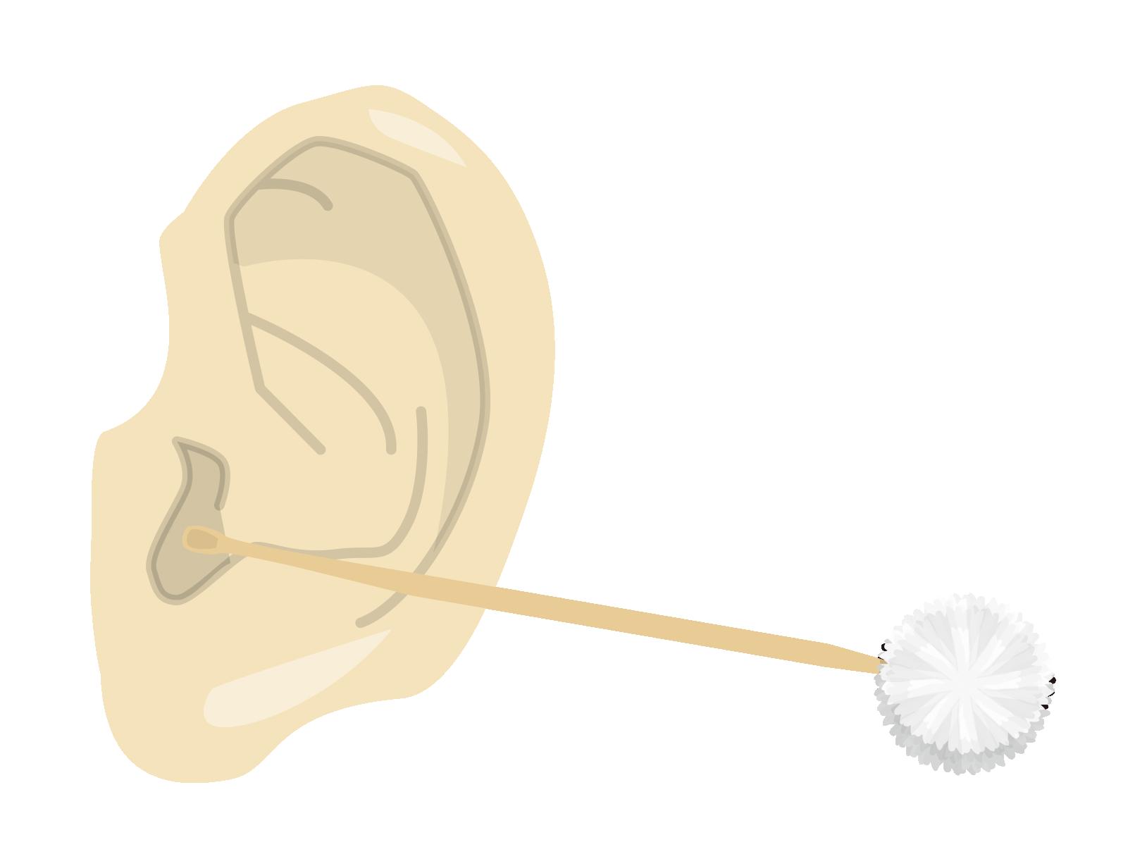 耳かきをすると咳が誘発される『アーノルド反射』と慢性咳嗽の関係とは?