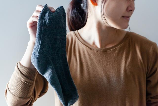 靴下の匂いは、蚊を引き寄せるかもしれない