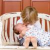 母乳をあげる時期から母が野菜を摂取すると、子どもの野菜嫌いが減る?