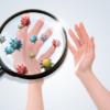 ライノウイルスは喘息発作の重症度とアレルゲン感作に関連する